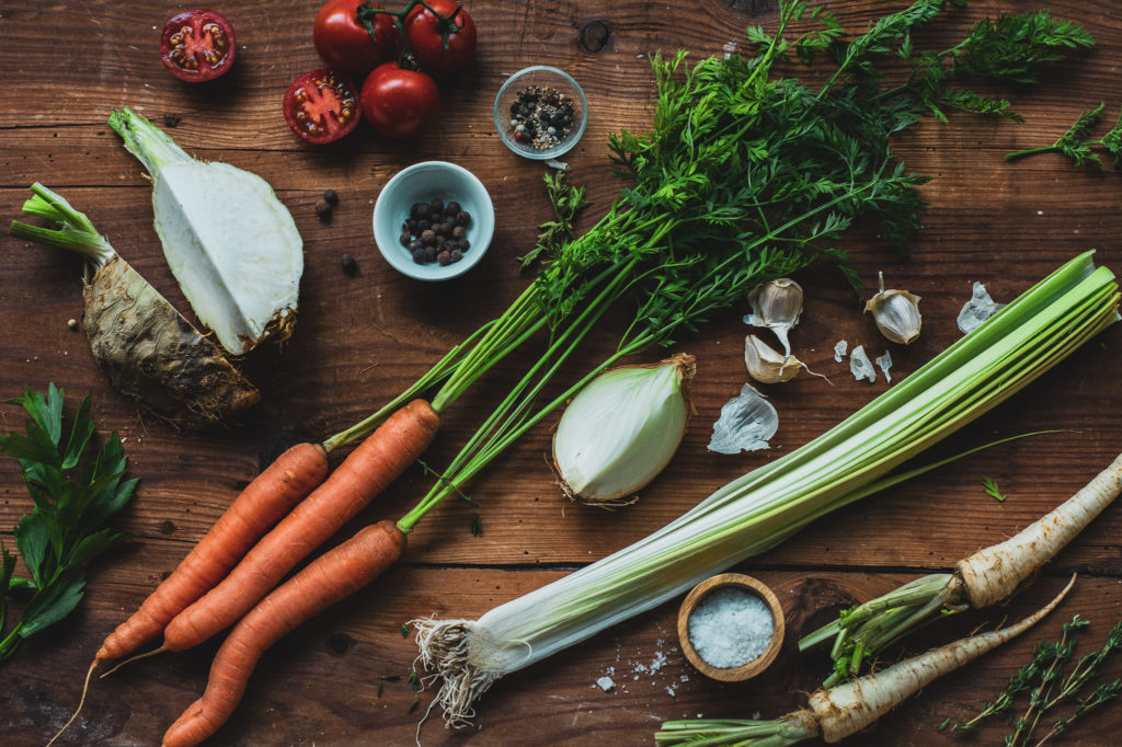 Domácí vývar, zeleninový vývar, asijský vývar, masový vývar, drůbeží vývar